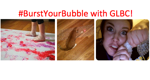 Bubble Wrap Contest