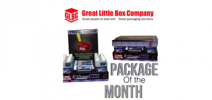 Package of the Month March