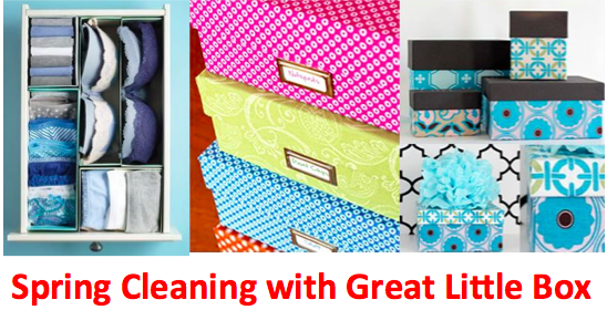 Spring Cleaning with Great Little Box