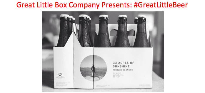 Craft Beer Packaging
